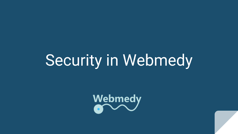 Webmedy Security
