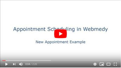 appointment scheduling video