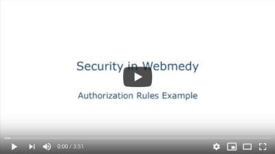 security authorization video